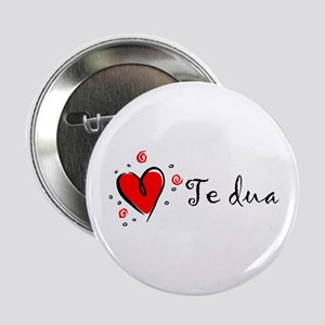"""I Love You"" [Albanian1] Button"
